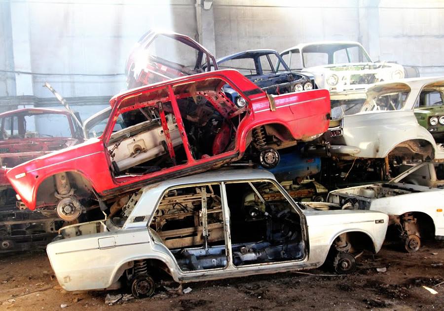 Утилизация автомобилей как это сделать